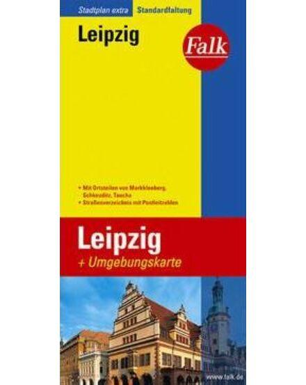 Cartographia  - Lipcse várostérkép