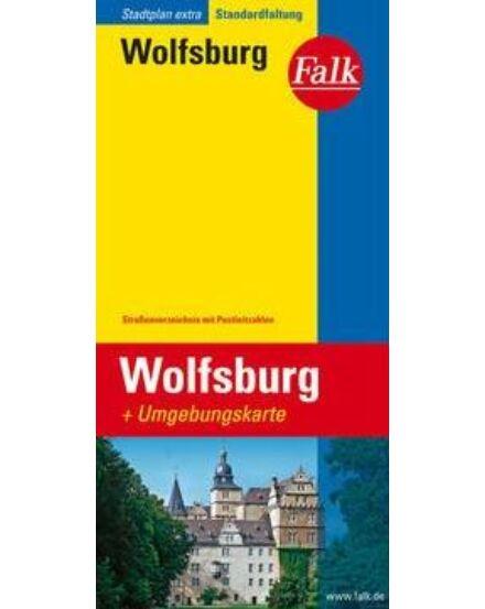 Cartographia  - Wolfsburg várostérkép