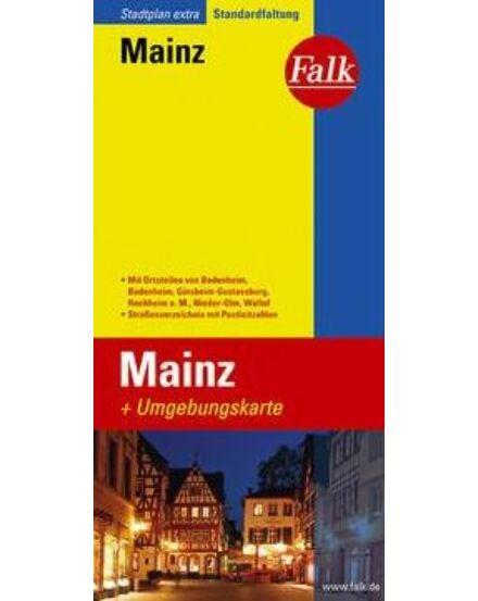 Cartographia  - Mainz várostérkép