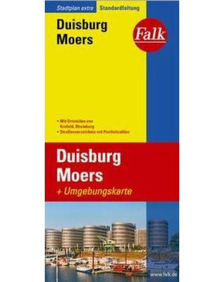 Cartographia  - Duisburg várostérkép
