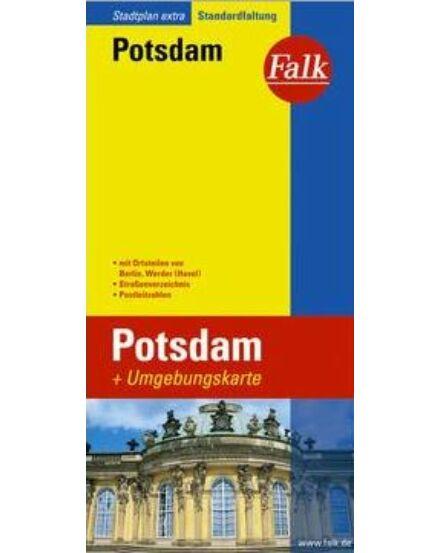 Cartographia  - Potsdam várostérkép