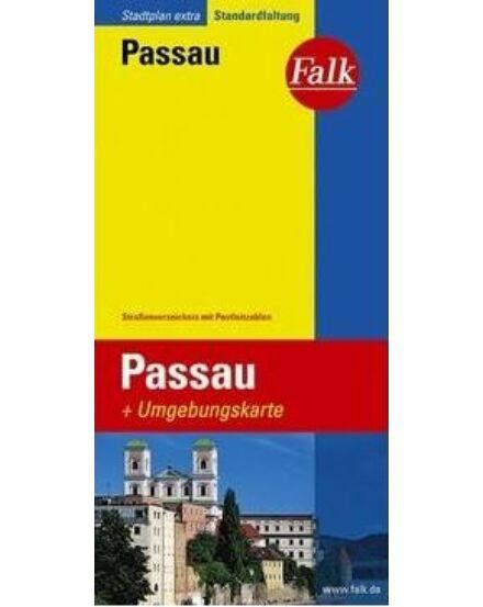 Cartographia  - Passau várostérkép