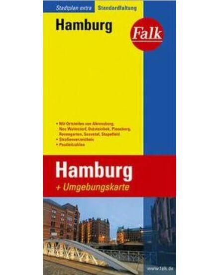 Cartographia  - Hamburg várostérkép