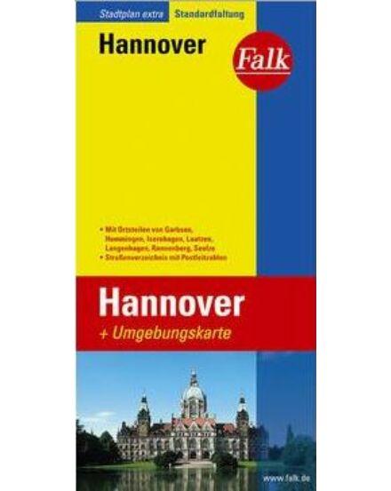 Cartographia  - Hannover várostérkép