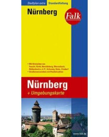Cartographia  - Nürnberg várostérkép