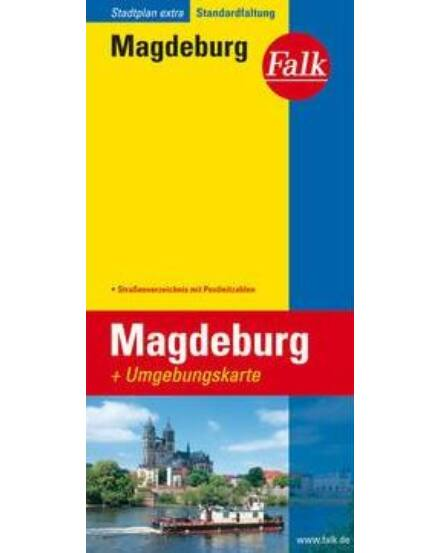 Cartographia  - Magdeburg várostérkép