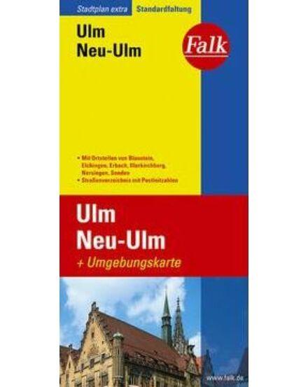 Cartographia  - Ulm/Neu-Ulm várostérkép