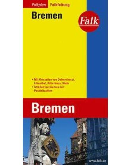 Cartographia  - Bréma várostérkép
