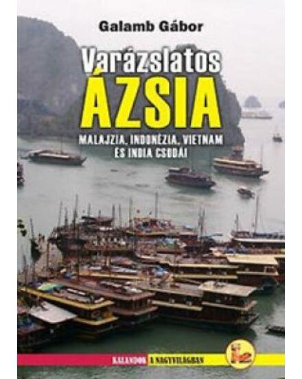 Cartographia  - Varázslatos Ázsia útikönyv