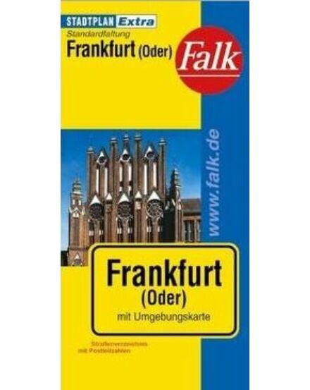 Cartographia  - Frankfurt (Oder) várostérkép