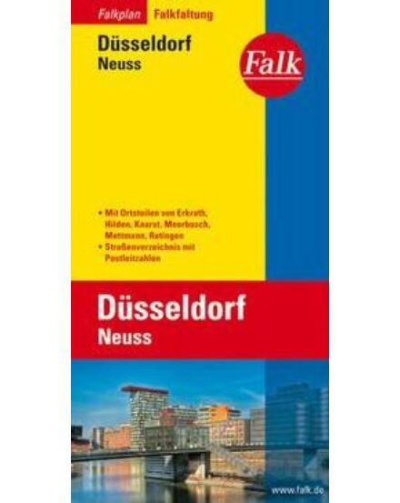 Cartographia  - Düsseldorf várostérkép