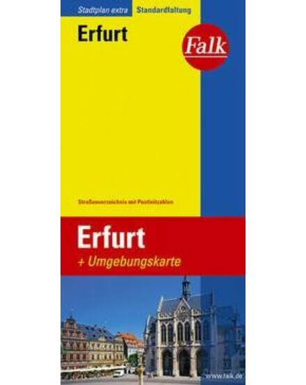 Cartographia  - Erfurt várostérkép