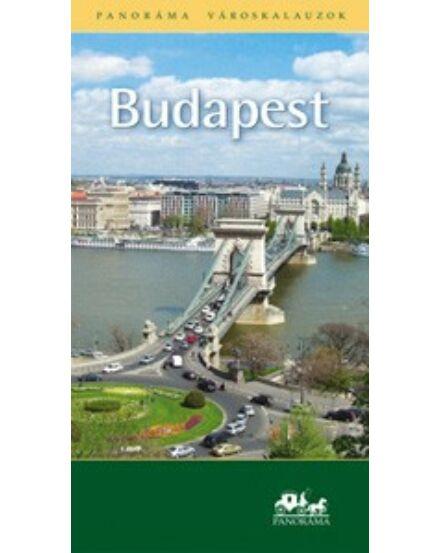 Cartographia  - Budapest útikönyv