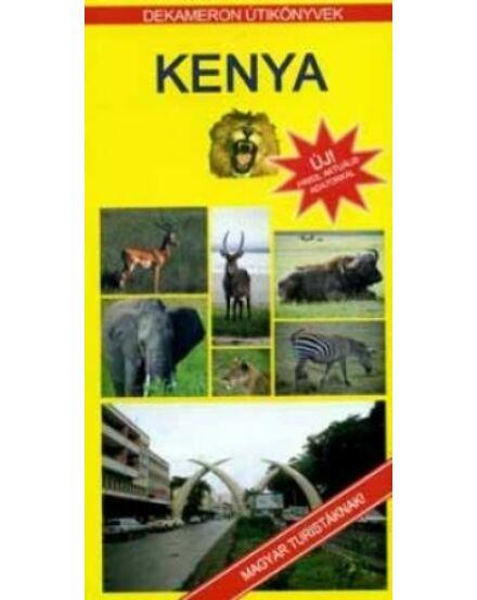 Cartographia  - Kenya útikönyv