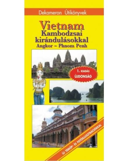 Cartographia  - Vietnam útikönyv