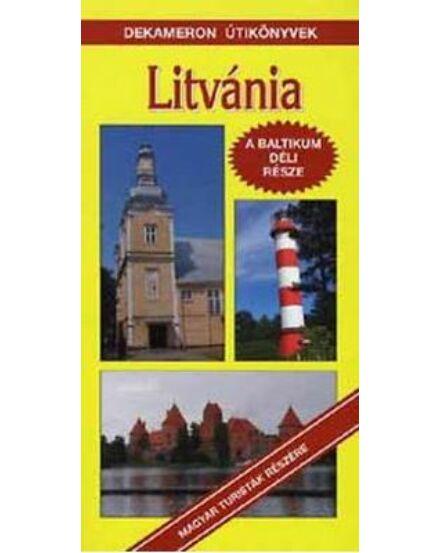 Cartographia  - Litvánia útikönyv