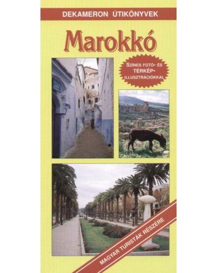 Cartographia  - Marokkó útikönyv