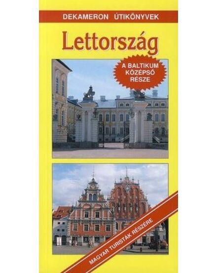Cartographia  - Lettország útikönyv