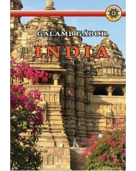 Cartographia  - India útikönyv