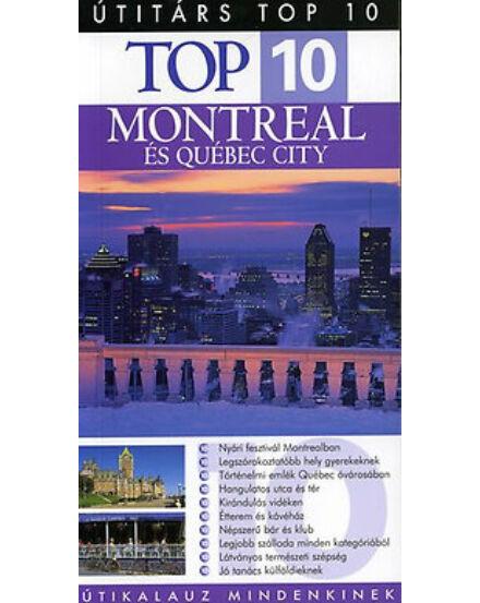 Cartographia  - Montreál és Québec útikönyv