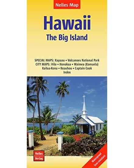 Hawaii - Big Island térkép