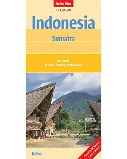 Cartographia  - Indonézia: Szumátra térkép