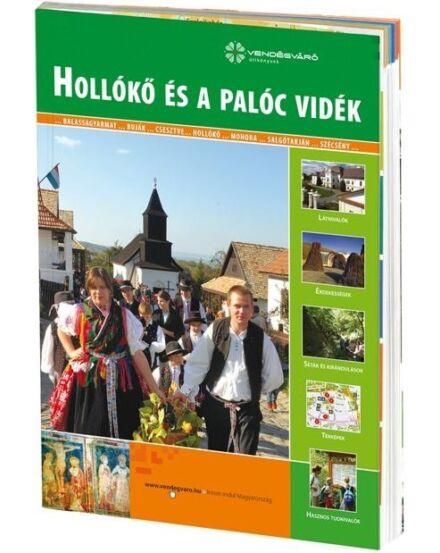 Cartographia  - Hollókő és a palóc vidék útikönyv