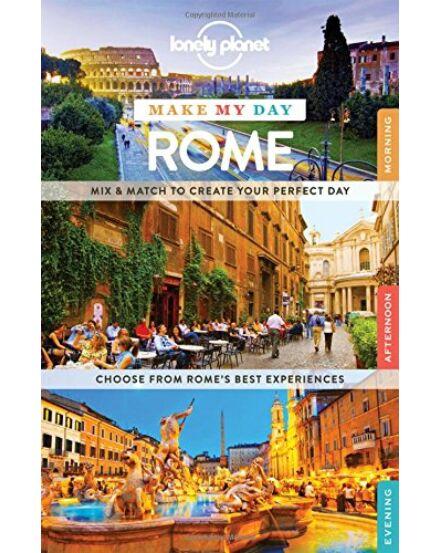 Cartographia  - Róma Make My Day útikönyv Lonely Planet