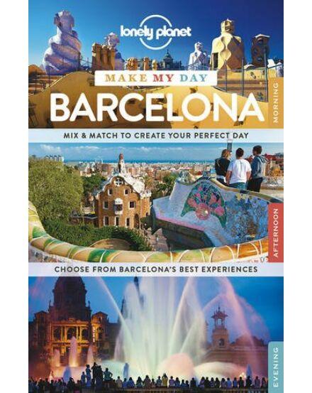 Cartographia  - Barcelona Make My Day útikönyv