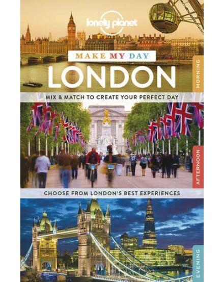 Cartographia  - London Make My Day útikönyv Lonely Planet