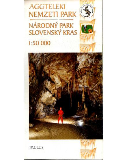 Cartographia  - Aggteleki Nemzeti Park térkép