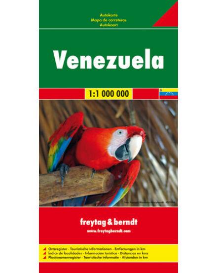 Cartographia  - Venezuela térkép