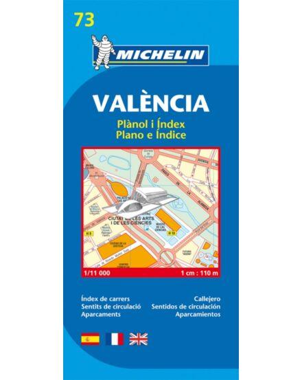 Cartographia  - Valencia várostérkép