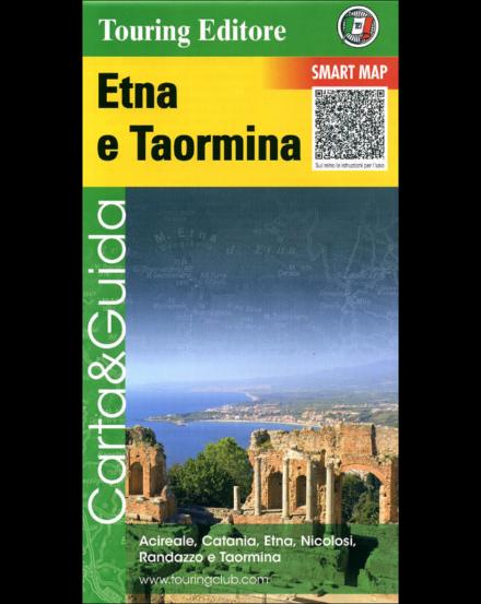 Cartographia  - Etna és Taormina szabadidőtérkép