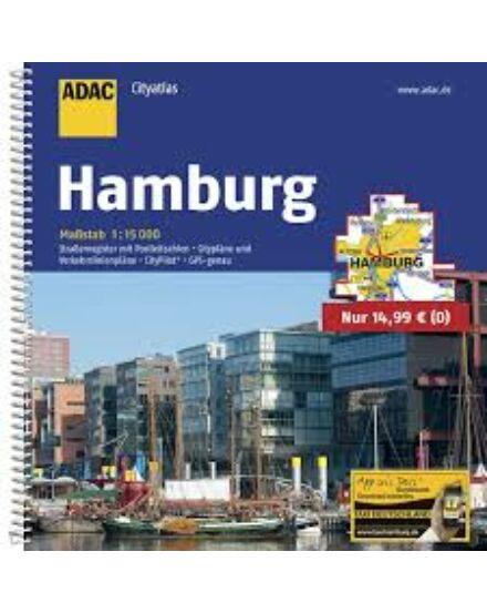 Cartographia  - Hamburg városatlasz