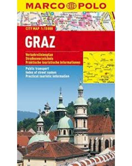 Cartographia  - Graz várostérkép