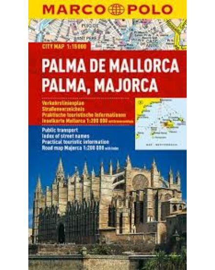 Cartographia  - Palma de Mallorca várostérkép