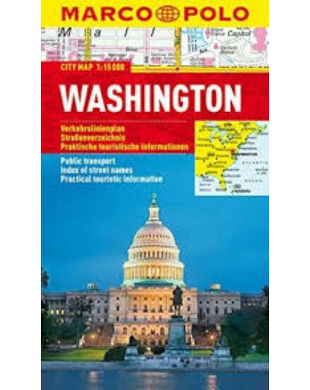 Cartographia  - Washington várostérkép