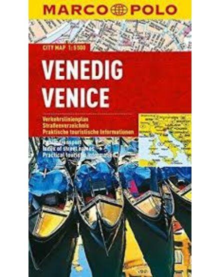 Cartographia  - Velence várostérkép