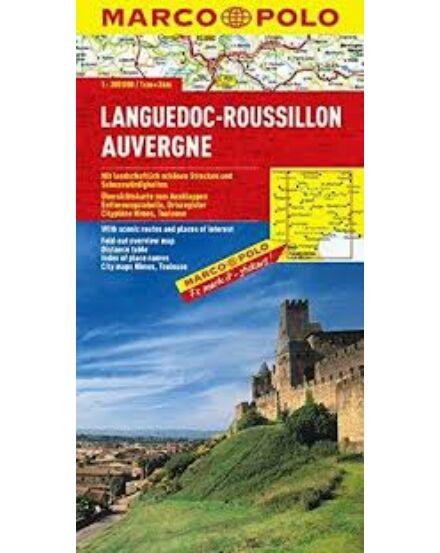 Cartographia  - Languedoc-Roussillon / Auvergne