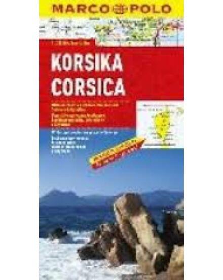 Cartographia  - Korzika térkép