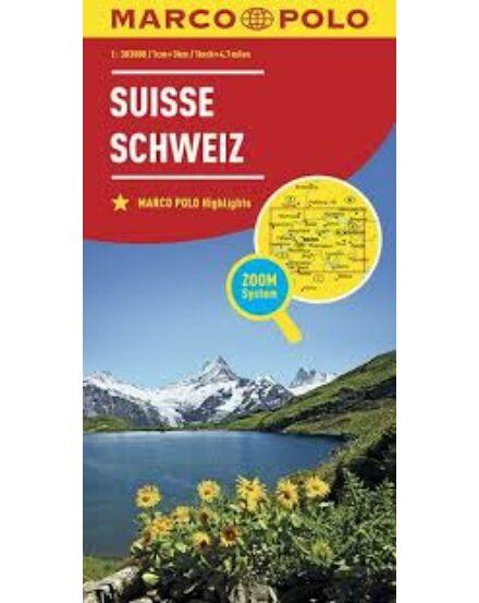 Cartographia  - Svájc térkép