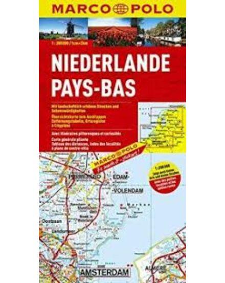 Cartographia  - Hollandia térkép