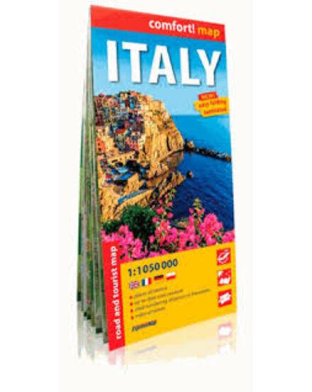 Cartographia  - Olaszország Comfort térkép