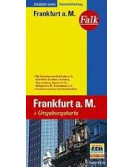 Cartographia  - Frankfurt am Main (Extra) várostérkép