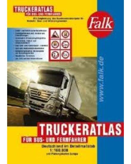 Cartographia  - Németország kamionos atlasz (Truckeratlas)