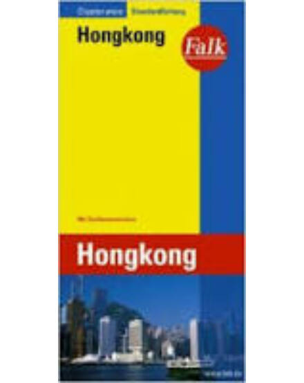 Cartographia  - Hong Kong extra várostérkép