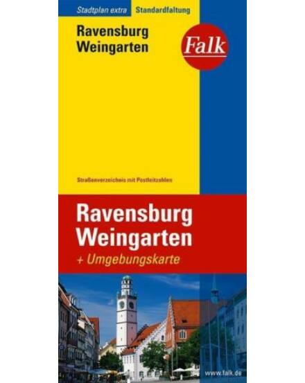 Cartographia  - Ravensburg Extra várostérkép