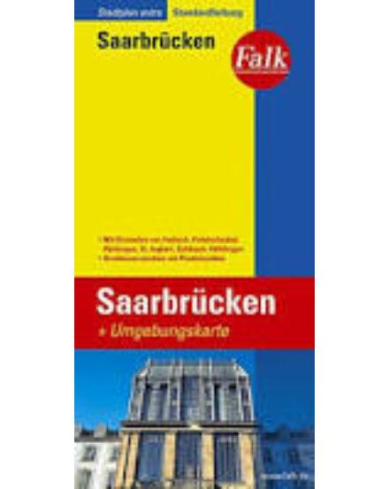 Cartographia  - Saarbrücken Extra várostérkép