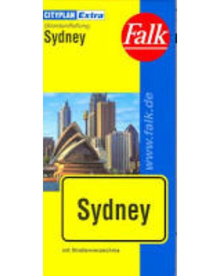 Cartographia  - Sydney extra várostérkép